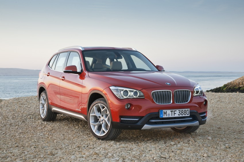 BMW X1 facelifted – xLine and Sport Line introduced Image #104190