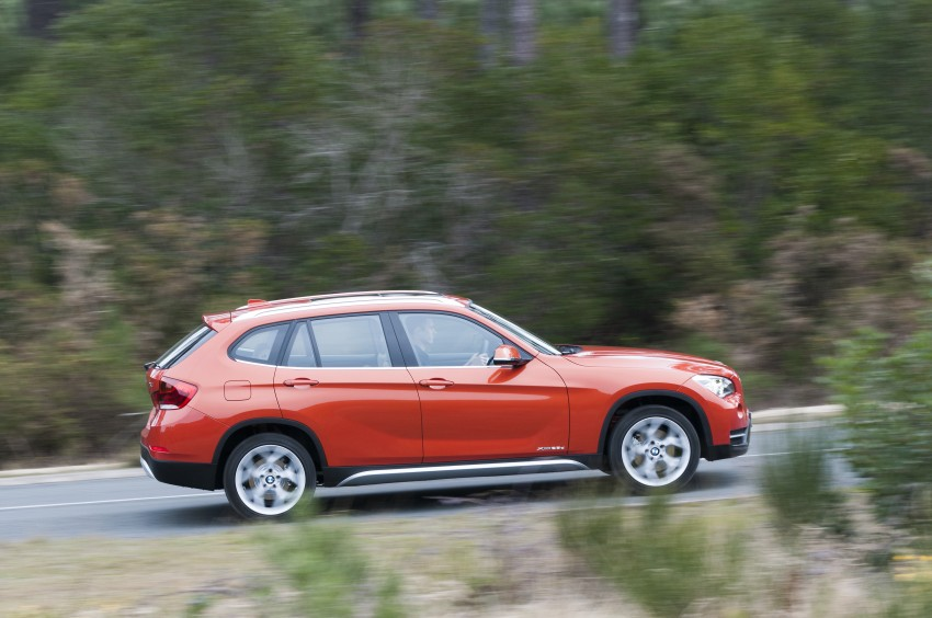 BMW X1 facelifted – xLine and Sport Line introduced Image #104191