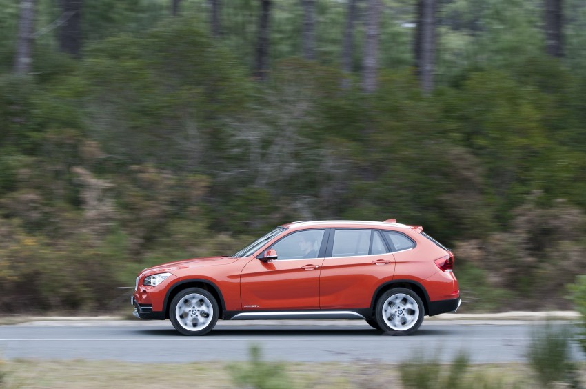BMW X1 facelifted – xLine and Sport Line introduced Image #104192