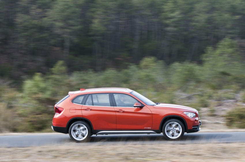 BMW X1 facelifted – xLine and Sport Line introduced Image #104193