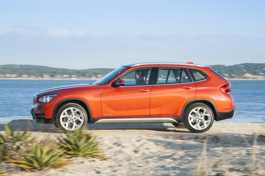 BMW X1 facelifted – xLine and Sport Line introduced Image #104194