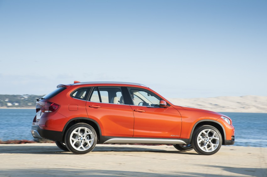 BMW X1 facelifted – xLine and Sport Line introduced Image #104196
