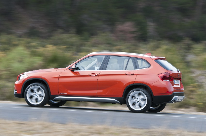 BMW X1 facelifted – xLine and Sport Line introduced Image #104198