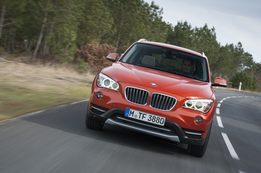 BMW X1 facelifted – xLine and Sport Line introduced Image #104210
