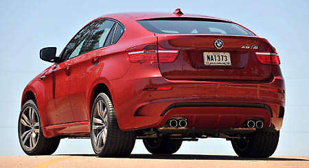 Bmw X6 M Now Available In Malaysia