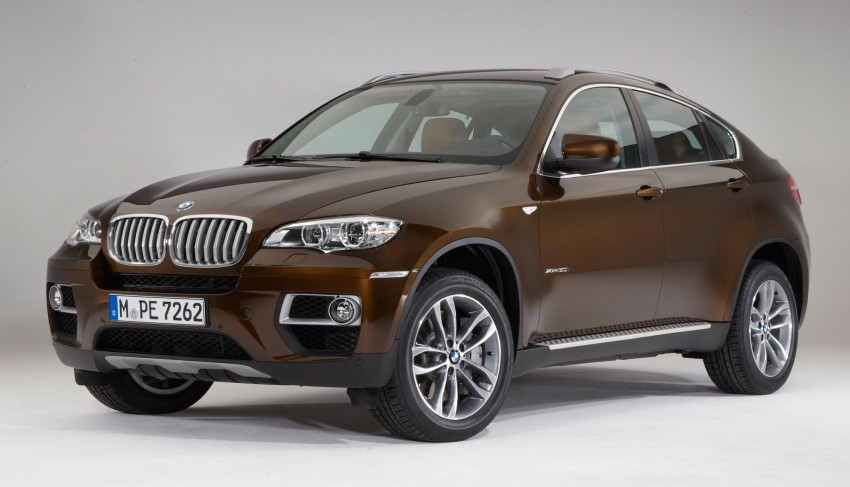 Facelifted BMW X6 xDrive35i rolls in – RM698,800 Image #116937