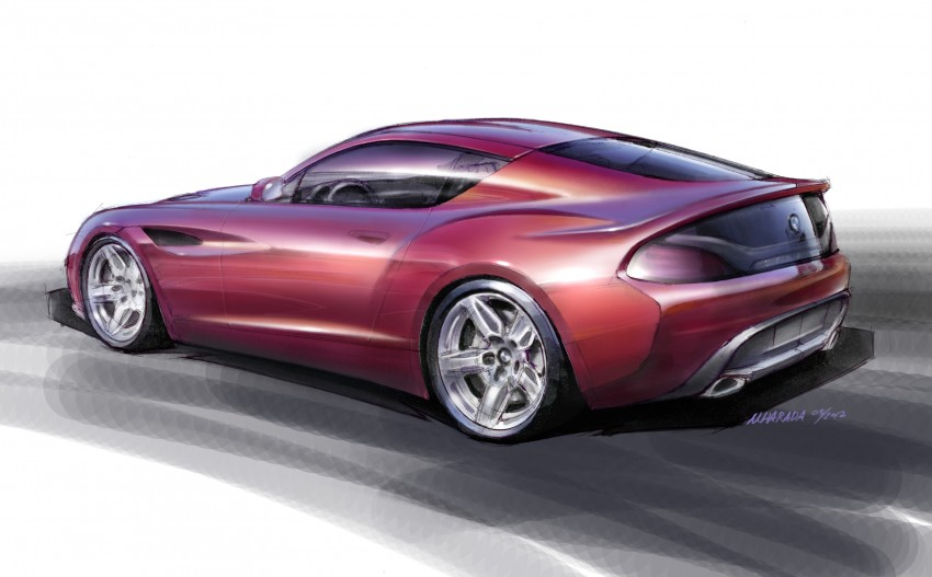 BMW Zagato Coupe injects more sexy into the Z4 Image #108518