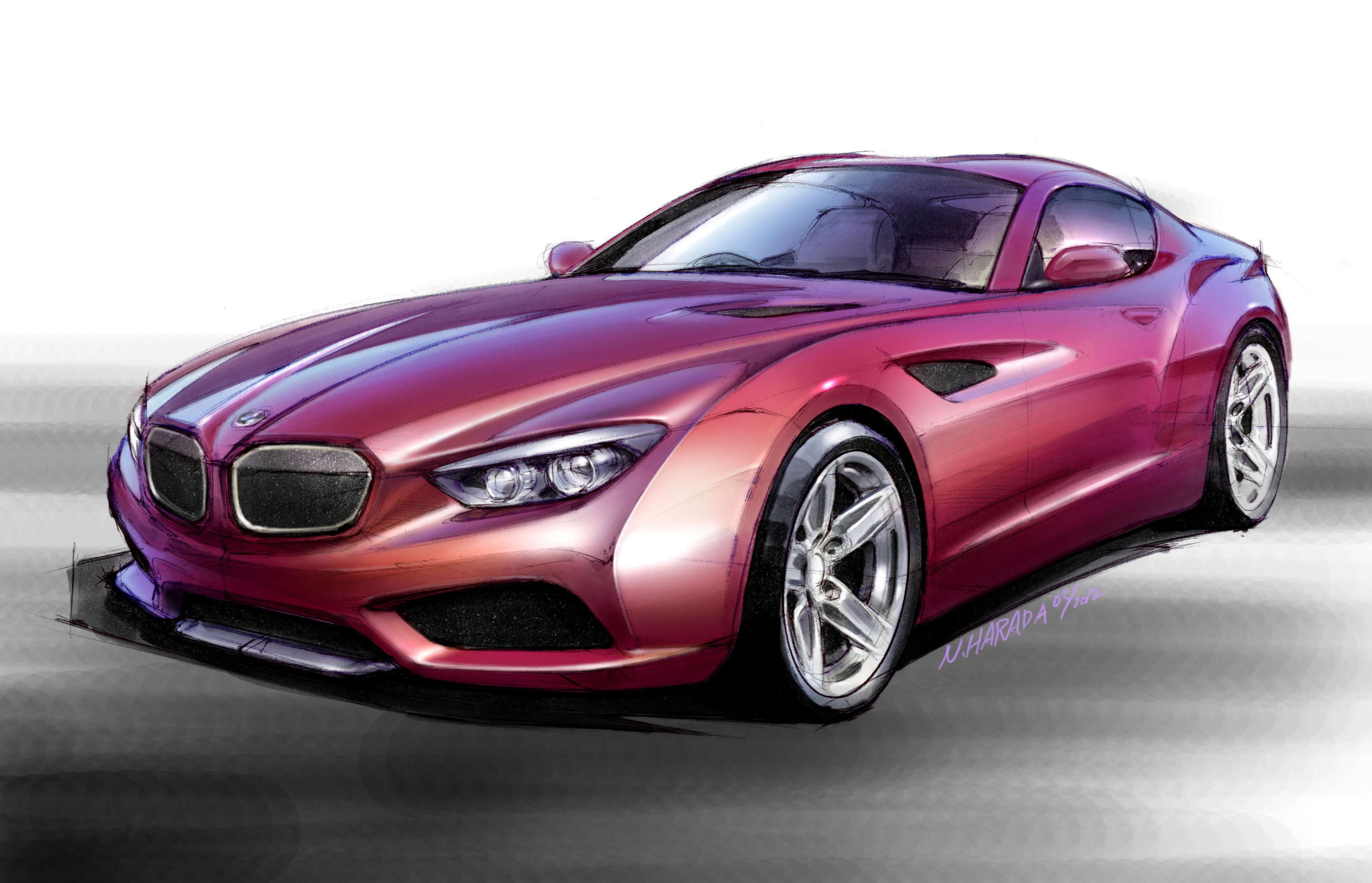 Bmw Zagato Coupe Injects More Sexy Into The Z4 Image 108519