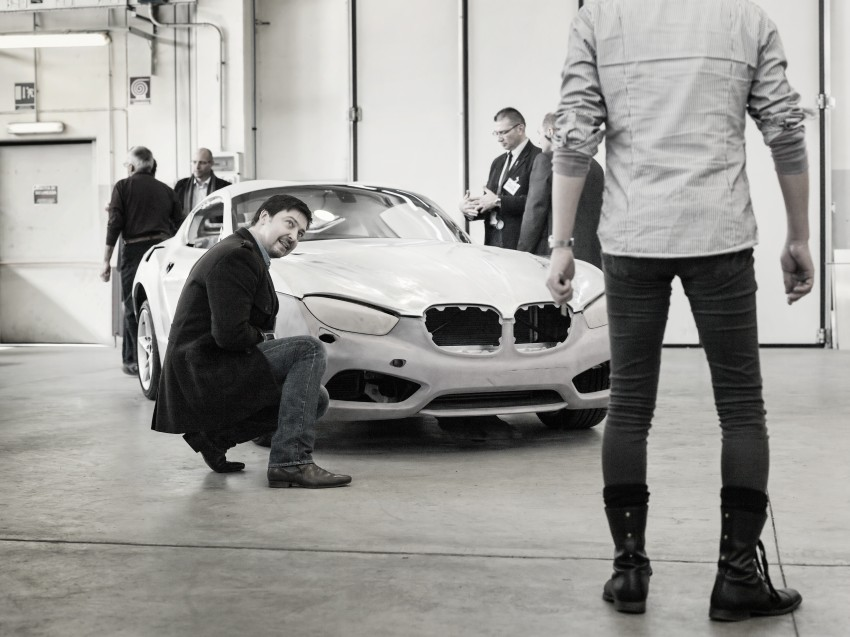 BMW Zagato Coupe injects more sexy into the Z4 Image #108526