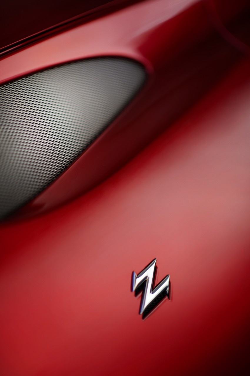 BMW Zagato Coupe injects more sexy into the Z4 Image #108547