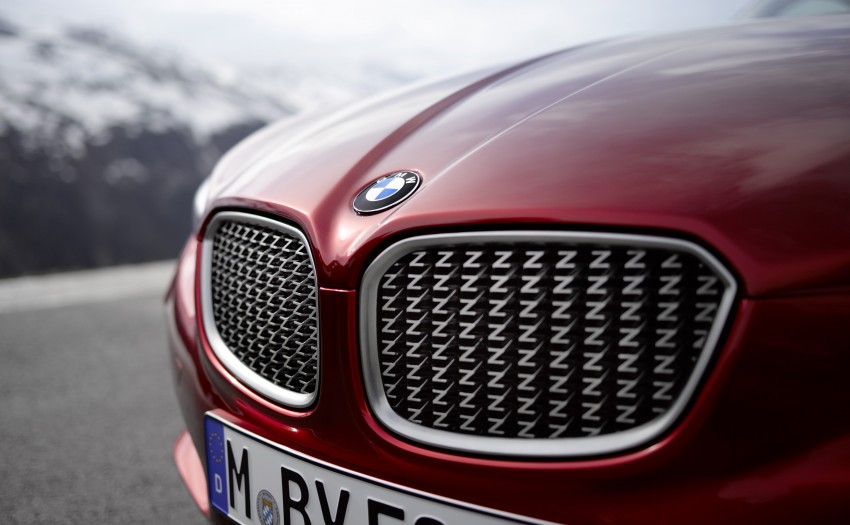 BMW Zagato Coupe injects more sexy into the Z4 Image #108554