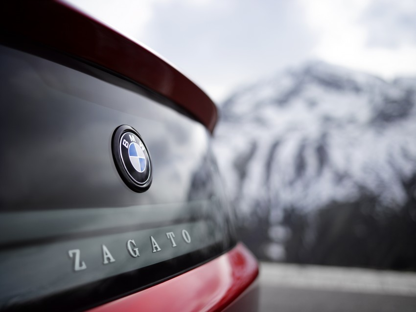 BMW Zagato Coupe injects more sexy into the Z4 Image #108556