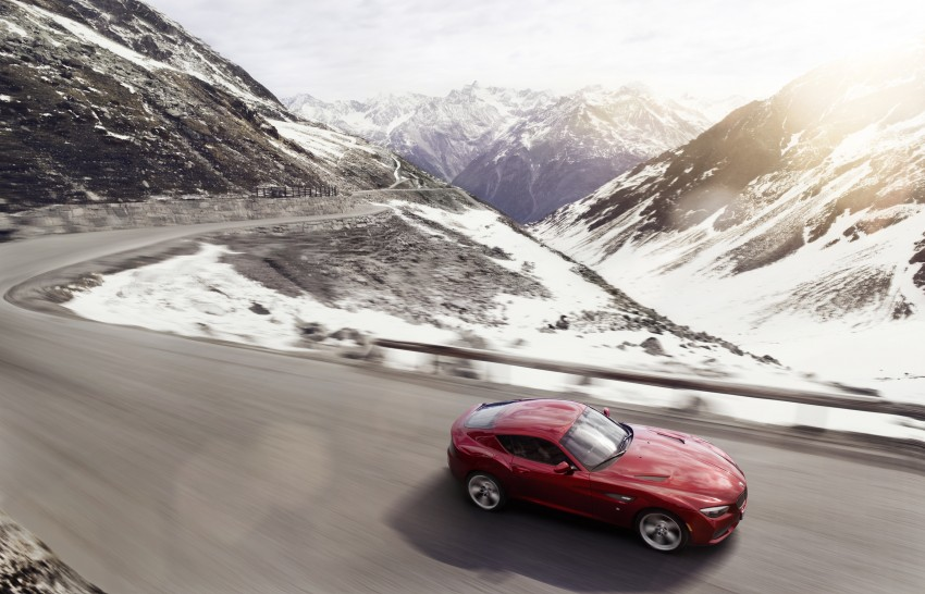 BMW Zagato Coupe injects more sexy into the Z4 Image #108562