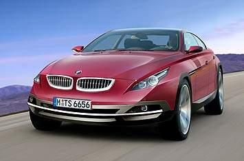 2008 BMW X6 Concept Art