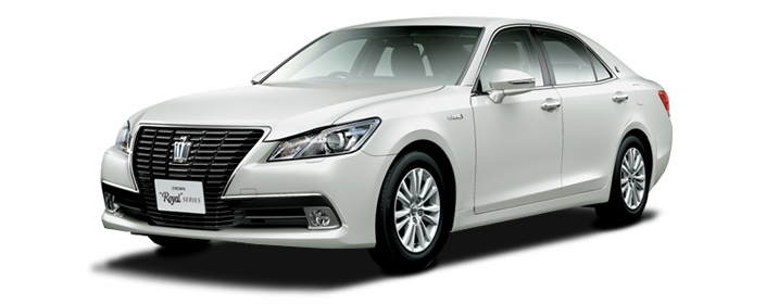 Toyota Crown – 14th-gen S210 makes its debut Image #147416