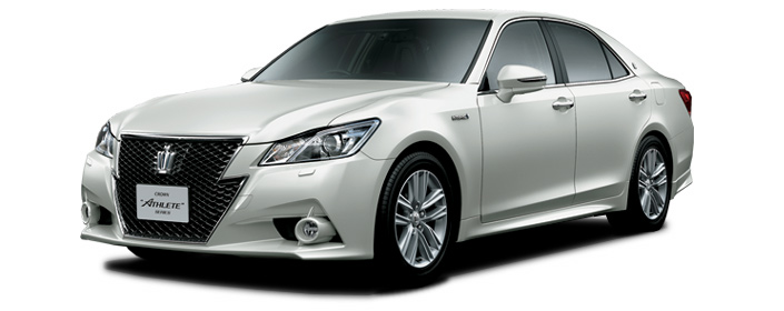Toyota Crown – 14th-gen S210 makes its debut Image #147447