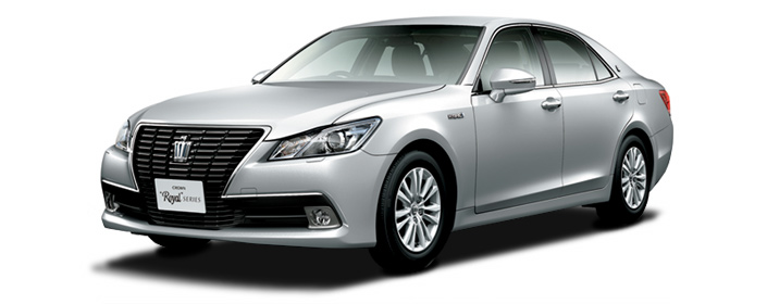 Toyota Crown – 14th-gen S210 makes its debut Image #147415