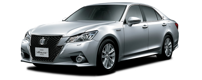 Toyota Crown – 14th-gen S210 makes its debut Image #147446