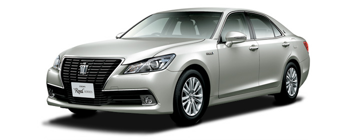 Toyota Crown – 14th-gen S210 makes its debut Image #147414