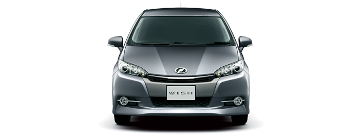 Toyota Wish facelift for 2012 on sale in Japan Image #106778