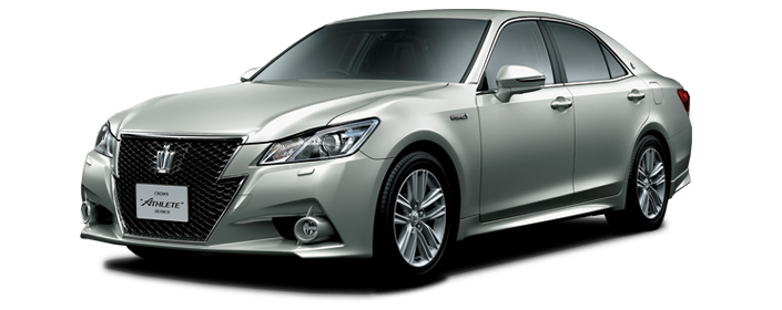 Toyota Crown – 14th-gen S210 makes its debut Image #147445