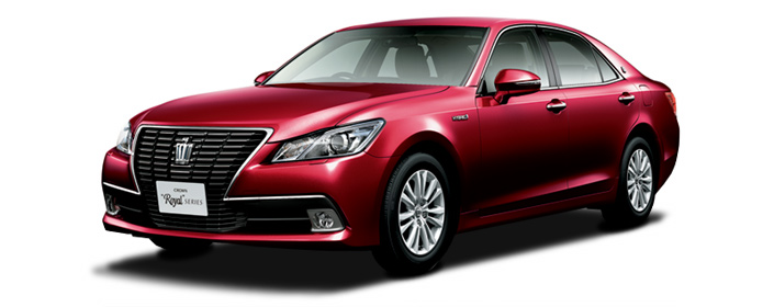 Toyota Crown – 14th-gen S210 makes its debut Image #147412