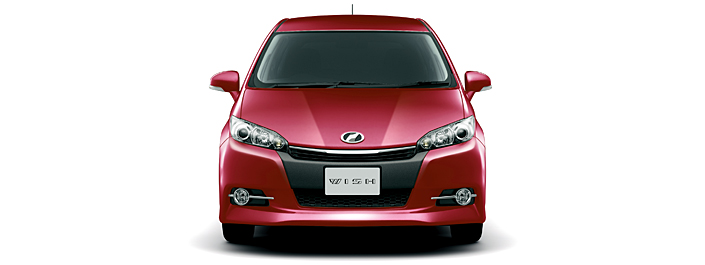 Toyota Wish facelift for 2012 on sale in Japan Image #106780