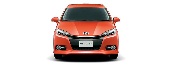 Toyota Wish facelift for 2012 on sale in Japan Image #106781