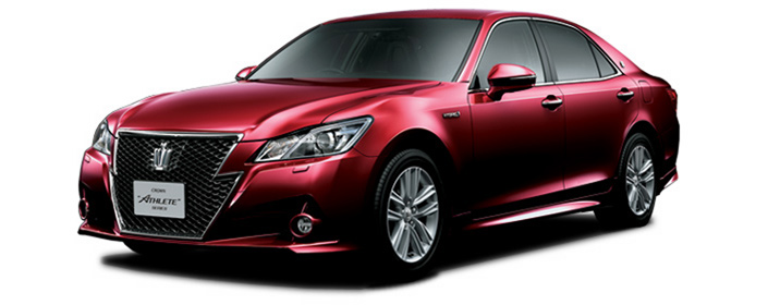 Toyota Crown – 14th-gen S210 makes its debut Image #147442