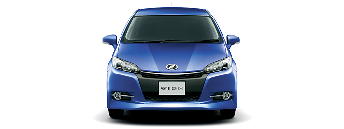 Toyota Wish facelift for 2012 on sale in Japan Image #106783