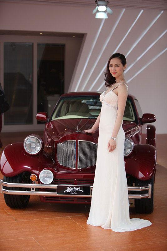 Bufori's flagship Geneva makes China debut in Beijing Image #102941
