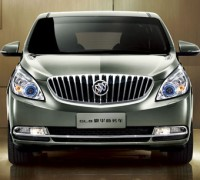 buick gl8 front
