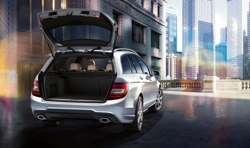 Mercedes-Benz C-Class: more upgrades for the W204 Image #122294