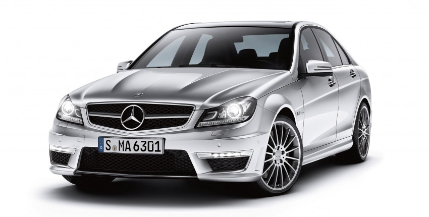 Mercedes-Benz C-Class: more upgrades for the W204 Image #122293