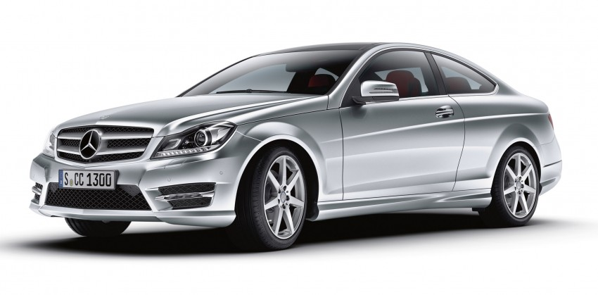 Mercedes-Benz C-Class: more upgrades for the W204 Image #122298