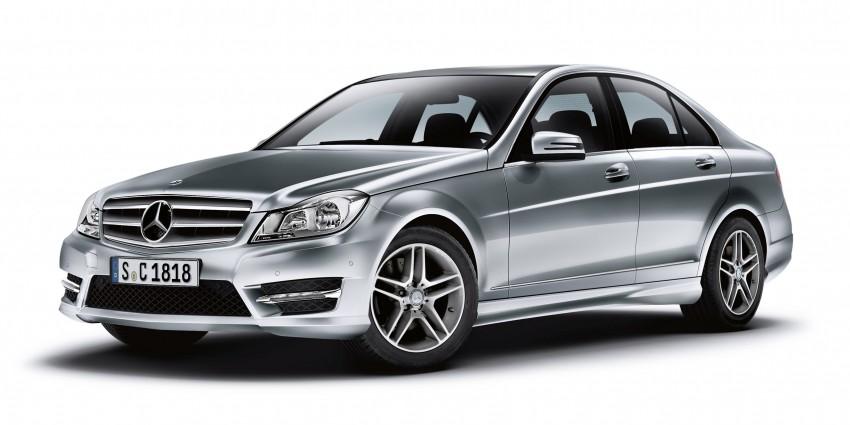 Mercedes-Benz C 180 introduced – RM228k Image #125823