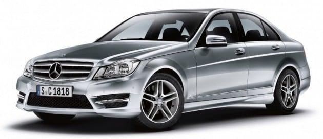 Mercedes Benz C180 Be Price Drop To Rm212 888