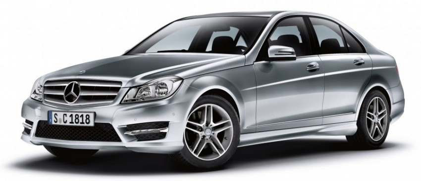 Mercedes-Benz C180 BE: price drop to RM212,888 Image #143957