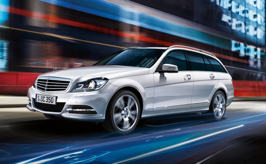 Mercedes-Benz C-Class: more upgrades for the W204 Image #122296