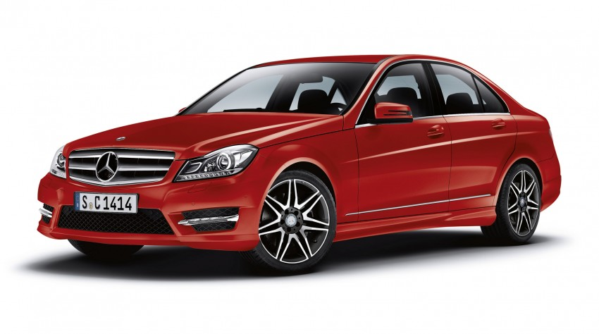 Mercedes-Benz C-Class: more upgrades for the W204 Image #122300