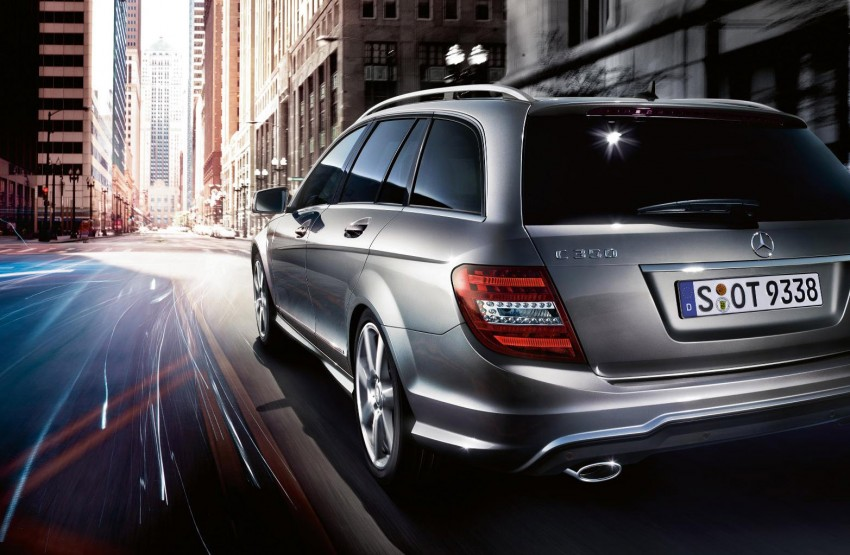 Mercedes-Benz C-Class: more upgrades for the W204 Image #122301