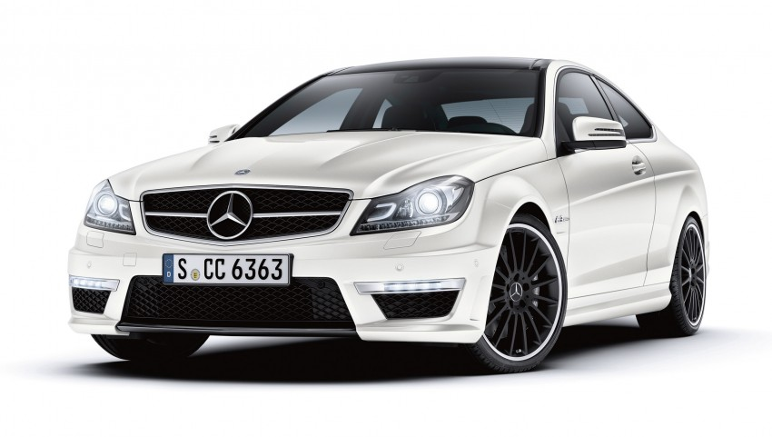 Mercedes-Benz C-Class: more upgrades for the W204 Image #122299