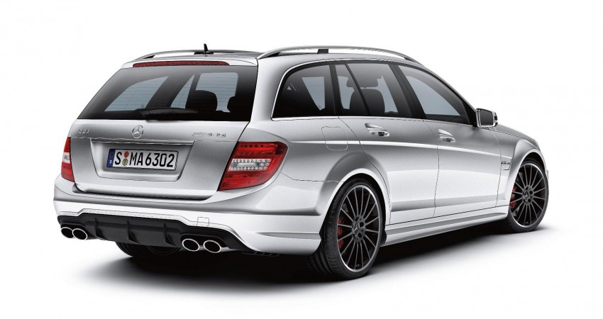 Mercedes-Benz C-Class: more upgrades for the W204 Image #122302