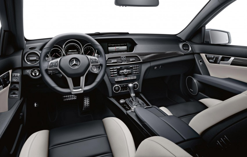 Mercedes-Benz C-Class: more upgrades for the W204 Image #122303