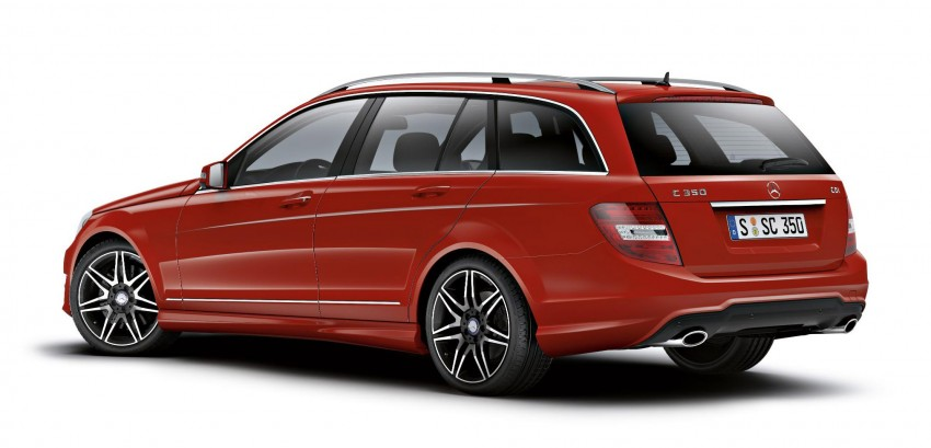 Mercedes-Benz C-Class: more upgrades for the W204 Image #122304