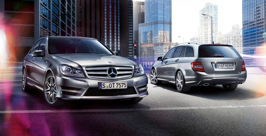 Mercedes-Benz C-Class: more upgrades for the W204 Image #122305