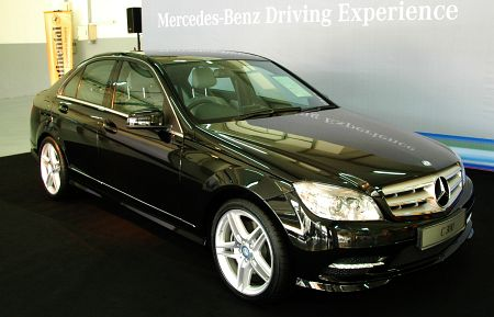 Mercedes Benz C300 With Amg Sports Package Launched