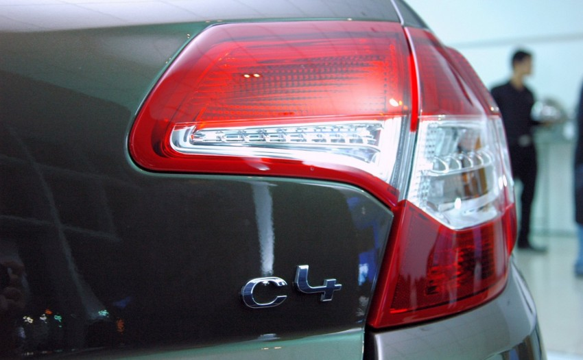 Citroën C4 launched, RM126k – DS4 coming Feb 2012 Image #80793