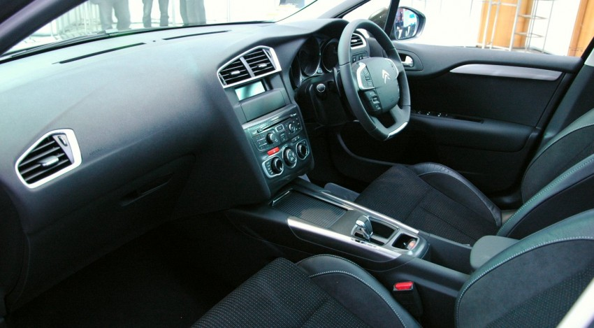 Citroën C4 launched, RM126k – DS4 coming Feb 2012 Image #80795