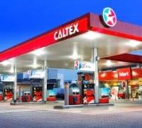 caltex new look